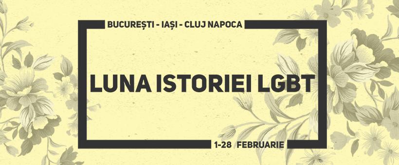 Luna Istoriei LGBTQ+ 2019