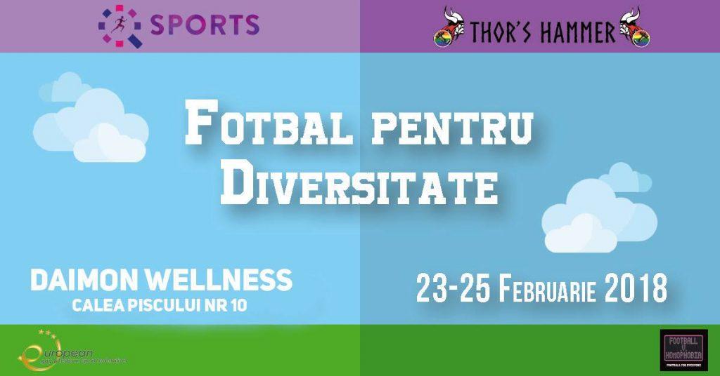 Primul turneu de fotbal pentru sportivi LGBT și aliați din România