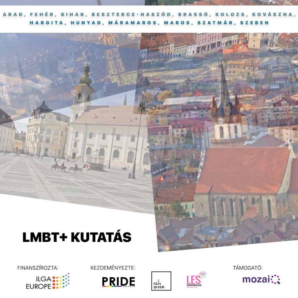 Kutatás az erdélyi LMBT+ személyek tapasztalatairól