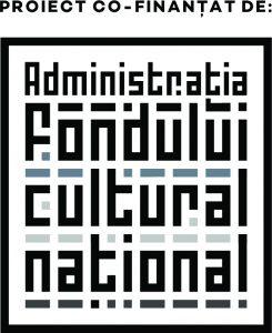 Logo proiect Administrația Fondului Cultural Național AFCN