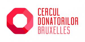 Logo Cercul Donatorilor Bruxelles