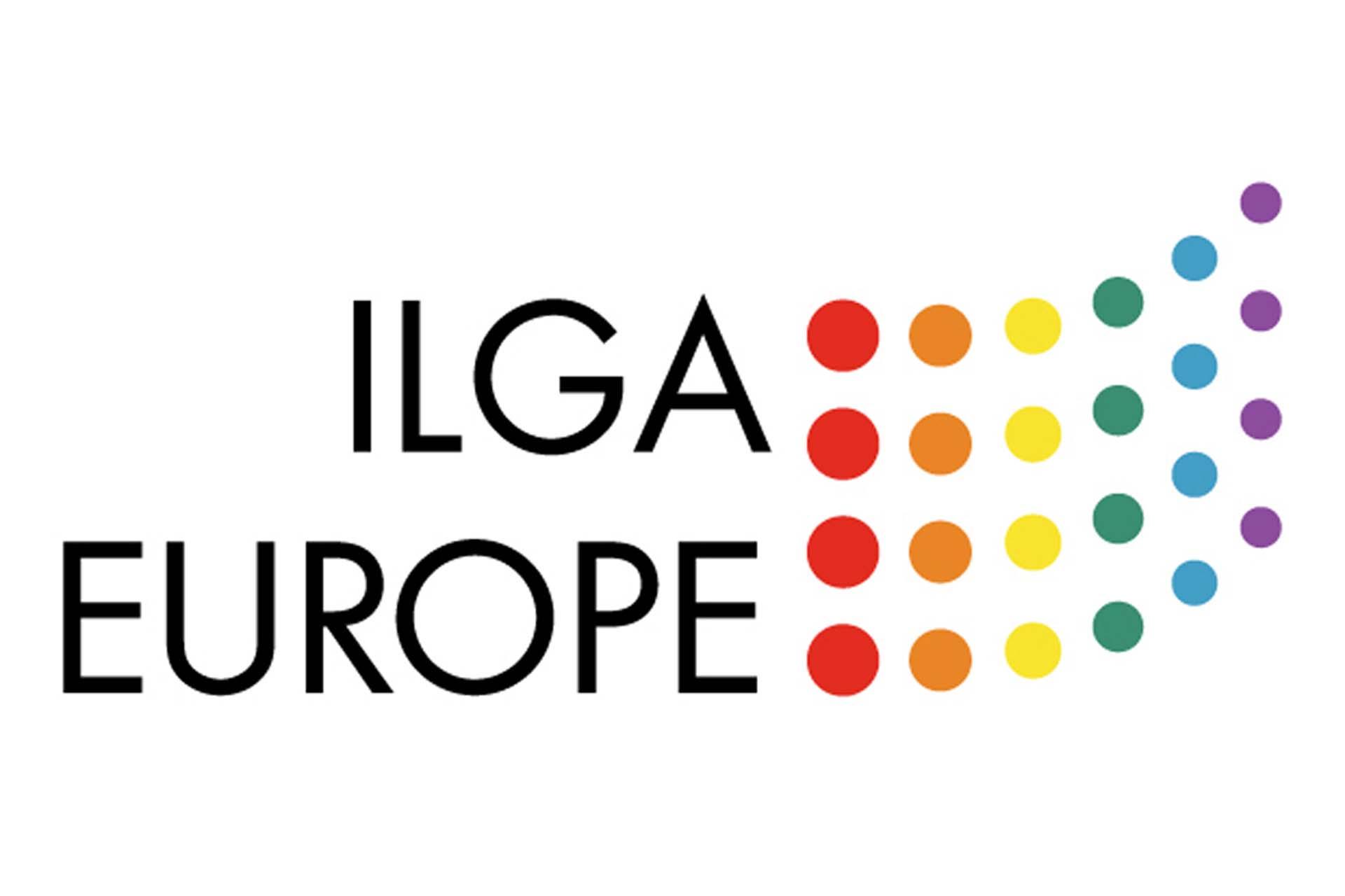 Logo ILGA Europe